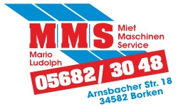 MMS Miet-Maschinen-Service